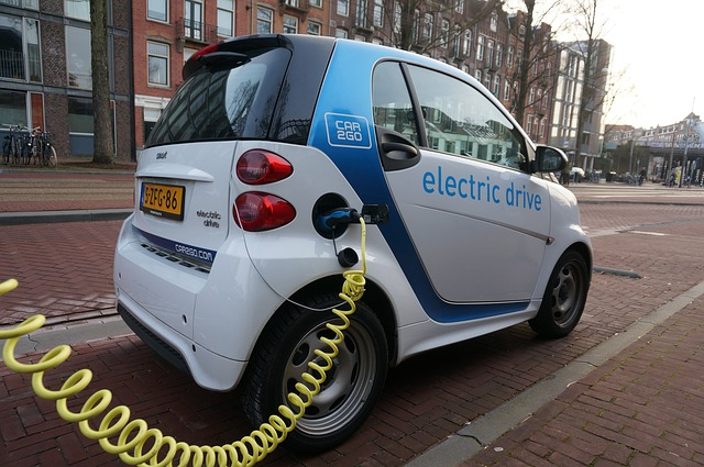 Elektryczne auta były pierwsze?